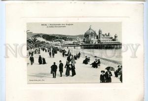130590 France NICE Promenade des Anglais & Jetee-Promenade