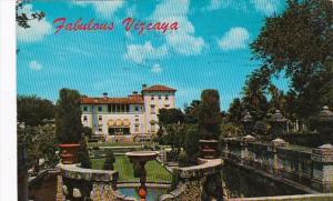 Florida Miami Vizcaya John Deering Estate 1969