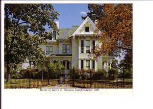 Home of Harry S Truman, Independence Missouri, Photo Don Richards