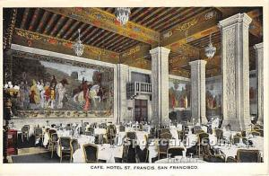 Café, Hotel St Francis