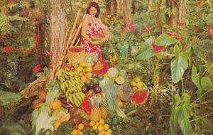 Hawaii Honolulu Hawaiis Fruits And Vegetables