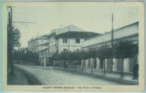 89992  - CARTOLINA d'Epoca - PADOVA provincia -  ABANO TERME
