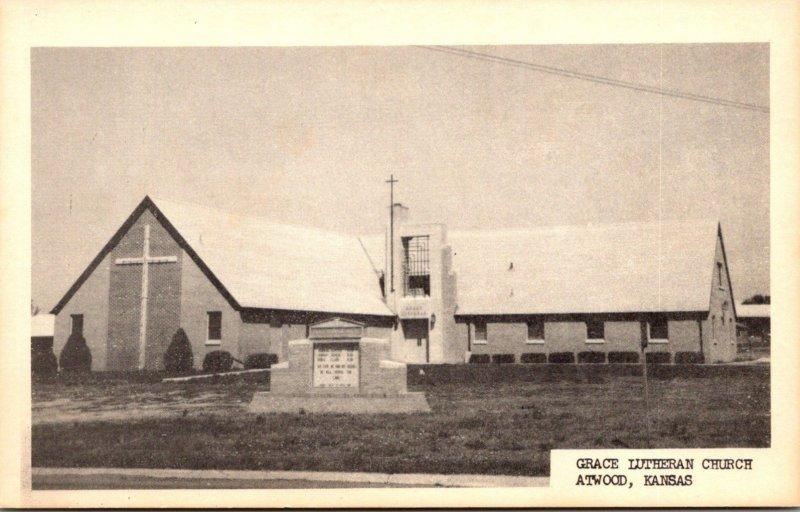 Kansas Atwood Grace Lutheran Church