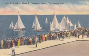 Florida St Petersburg Small Sailboat Races