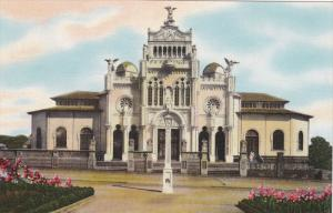 Costa Rica , 30-40s ; Shrine of Our Lady of the Angels - CARTAGO