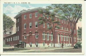 Auburn, Maine, The New Y.M.C.A.