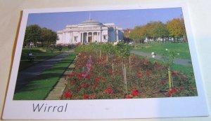 Inglaterra Wirral Señora Palanca Galería de Arte Port Sunlight - Se Envía 2014