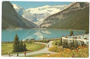 Canada, Lake Louise, Banff National Park, Alberta, unused Postcard