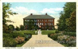 Normal School Hyannis MA 1928