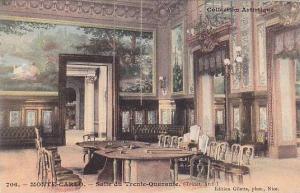 Salle Du Trente-Quarante, Monte-Carlo, Monaco, 1900-1910s