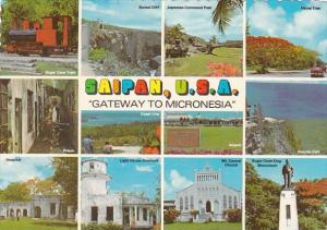 Saipan Gateway To Micronesia Multi View
