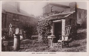 RP; BIRSTALL, Yorkshire, England, United Kingdom; John Nelson's Study, 30-50s