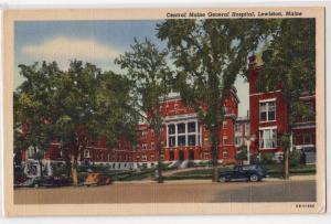 General Hospital, Lewiston ME
