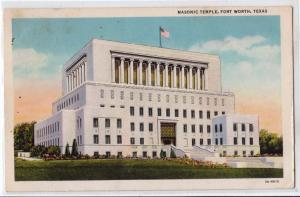 Masonic Temple, Fort Worth TX