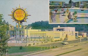Quality Courts Motel South Gate Washington D C