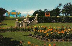 MORECAMBRE, LANCASHIRE, England, HAPPY MOUNT PARK, 50-60s