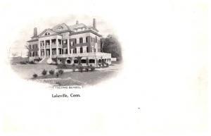 Connecticut Lakeville , Taconic School