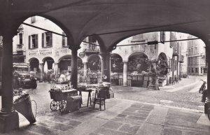 RP; LUGANO, Ticino, Switzerland, 1920-1940s; Portici Di Via Pessina