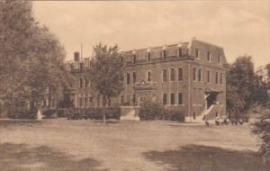 Administration Building St Henry's College Belleville Illinois Albertype
