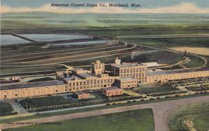 MOORHEAD, Minnesota, 30-40s ; American Crystal Sugar Company
