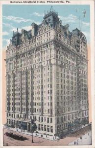 Pennsylvania Philadelphia Bellevue Stratford Hotel 1920
