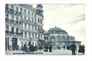 Ostende.-Digue et Kursaal, Belgium, 1890s-1905