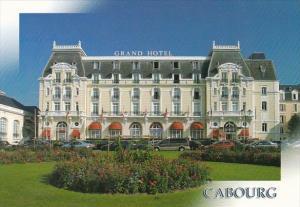 France Cabourg Le Grand Hotel et les Jardins