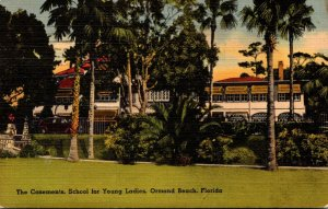 Florida Ormond Beach The Casements School For Young Ladies 1942