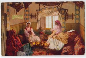 A Turkish Sitting Room, Algeria