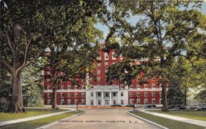 9042   NC Charlotte  Presbyterian Hospital