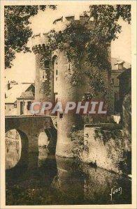 Postcard Old Chartres (Eure et Loir) La Porte Guillaume