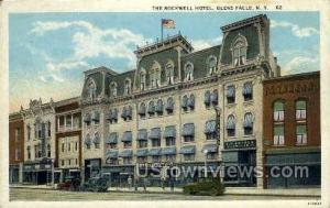 Rockwell Hotel Glen Falls NY Unused