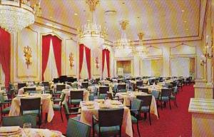 West Virginia White Sulphur Springs Crytal Dining Room The Greenbrier