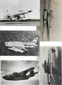 Military Navy Battle Planes U.S Air Force and more Postcard Lot of 15   01.16