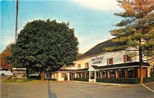 Allentown PA~Josh Early Candy Shop~4224 Hamilton Blvd~1960 Postcard