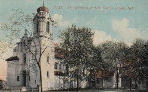 OMAHA, Nebraska, 1900-10s; St. Philomena Catholic Church