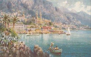 MONTE-CARLO, Monaco, 1900-1910s; Vue de casino ; TUCK 7998