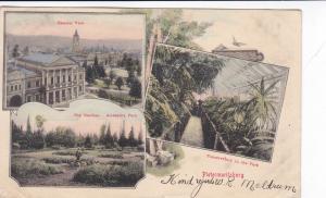 3-view postcard , PIETERMARITZBURG , South Africa ,PU-1908