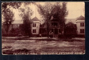 Fairchild Hall,Wisconsin Vterans Home,WI BIN