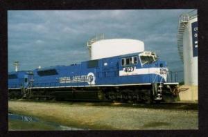 NY Conrail Quality Railroad Train BUFFALO NEW YORK PC