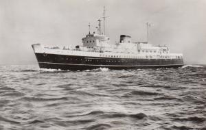 RP:Ocean Liner m.s. KONINGIN EMMA , 30-40s
