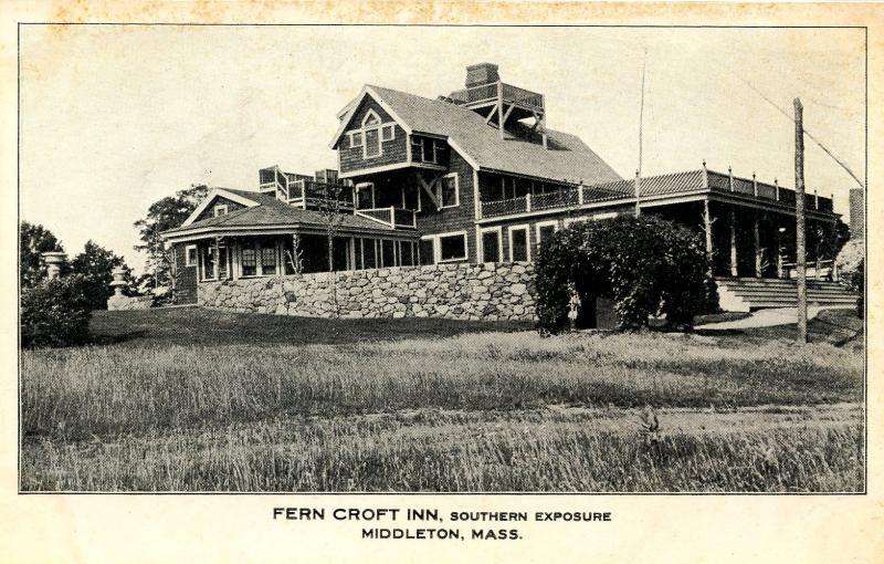 MA - Middleton. Fern Croft Inn
