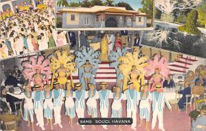Havana Cuba, Republica de Cuba Sans Souci Havana Sans Souci