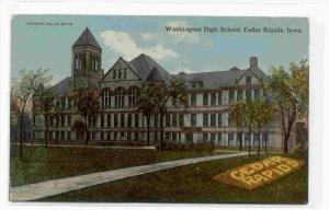 Washington High School, Cedar Rapids, Iowa, 00-10s