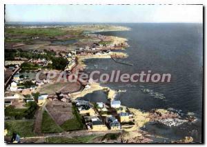 Modern Postcard Batz Sur Mer The Beach And Cote