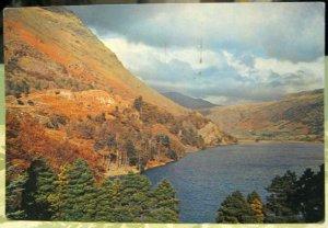 Wales Llyn Gwynant Caernarvonshire - unposted marked 1967