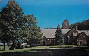 Kent Connecticut~School for Boys~1960s Postcard