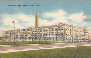 Ohio Toledo Woodward High School