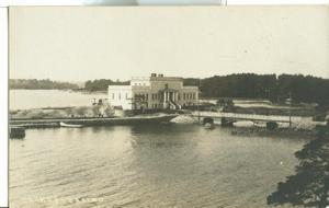 Finland, Suomi, Helsinki, Helsingfors, Brando Casino, 191...