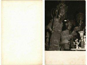 CPM AK THAILAND-Statues (334515)